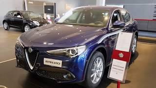 Alfa Romeo Stelvio Exterior Video Video