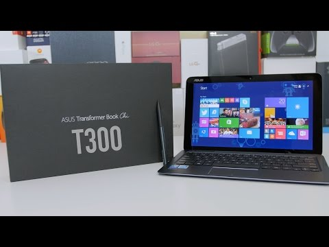 Asus Transformer Book Chi T300 Review! (Intel Core M Powered)