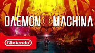DAEMON X MACHINA - teaser gamescom 2018 (Nintendo Switch)