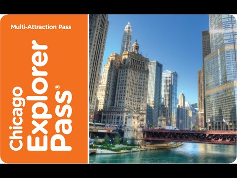 Chicago® Explorer Pass - Visit Top Chicago Attractions