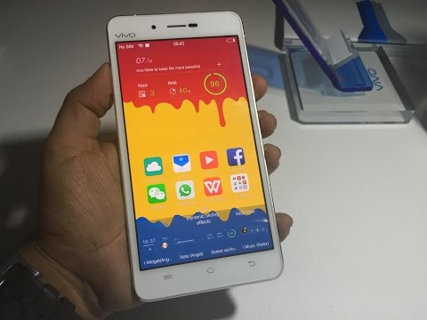 Vivo X5 Max Hands on Review, Camera, Features, Price and Overview