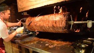 Wood Fired Turkish Doner Kebab