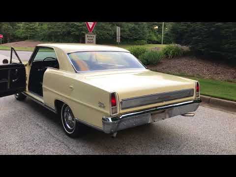 Video of '66 Chevy II Nova SS - OM55