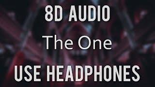 Jorja Smith   The One | (8D Audio)