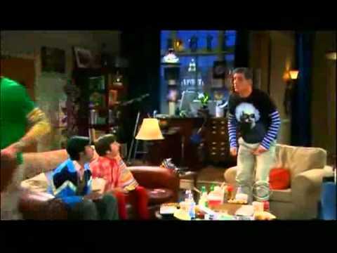 Craig Ferguson v The Big Bang Theory