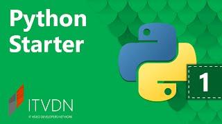 Python Starter. Введение в Python.