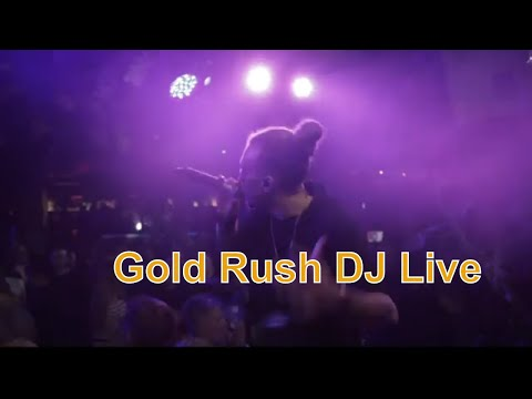 Gold Rush DJ Live Video