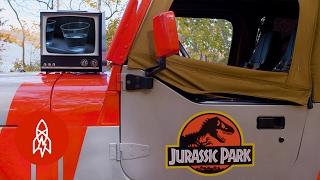 Inside Jurassic Park's Most Iconic Special Effect