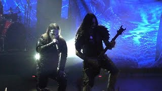 Dark Funeral - 666 Voices Inside (Live in St.Petersburg, Russia, 16.04.2017) FULL HD