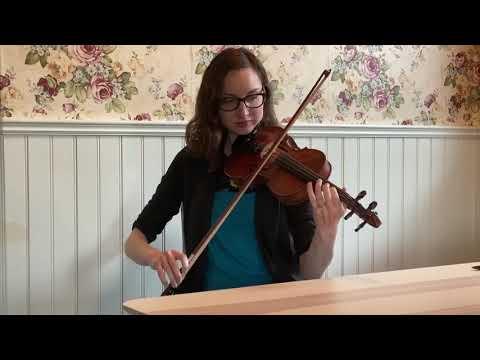 The Ballydesmond Polka - Irish Fiddle