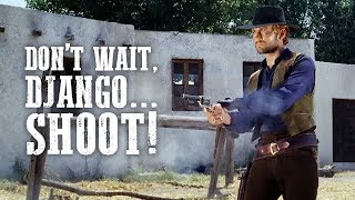 Don't Wait, Django... Shoot! | WESTERN | Free Action Movie | Free Spaghetti Western in Full Length
