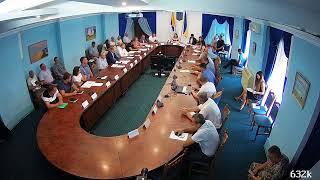 Онлайн трансляція засідання комісії ТЕБ та НС