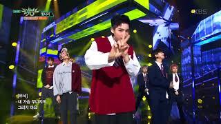 뮤직뱅크 Music Bank   빛나리   펜타곤 (Shine   PENTAGON).20180406
