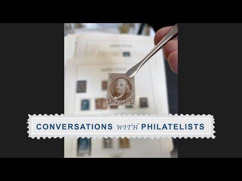 Conversations with Philatelists Ep 73: How To Assess and Break Down a Stamp Collection