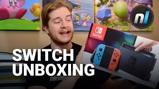 Nintendo Switch Unboxing | Nintendo Life