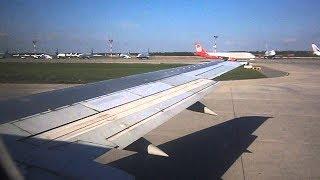 Летим в Турцию. Перелёт. Обзор самолёта