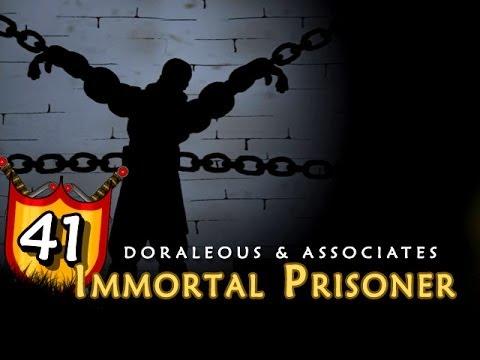 Nesmrtelný vězeň - Doraleous a společníci (S01E41)