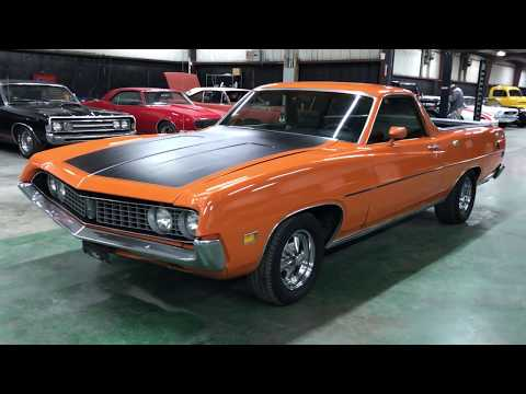 Video of '71 Ranchero - Q1F3