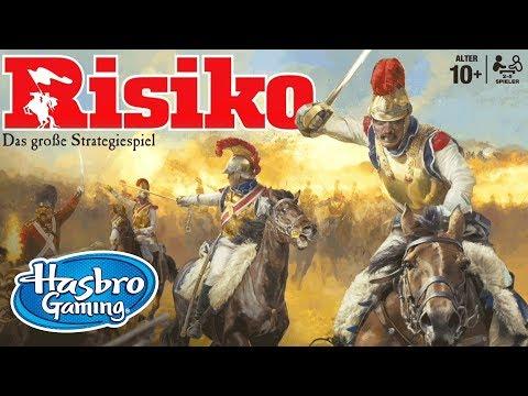 Spieletrailer Risiko - Vorschaubild