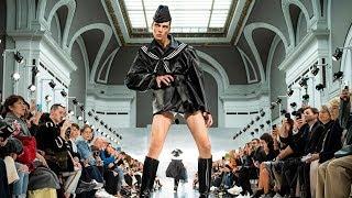 Leon Dame Paris no Fashion Week