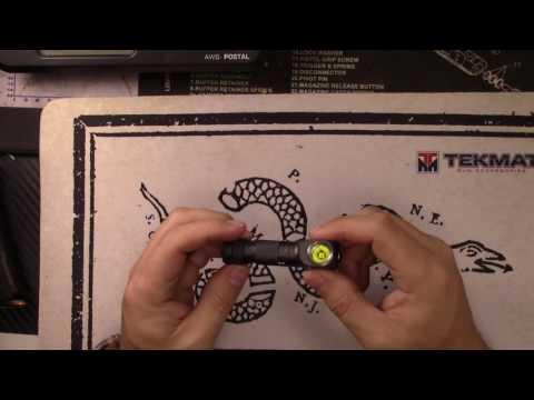 Manker E02 Flashlight Review