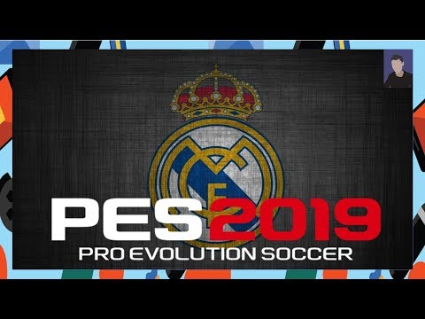 PES 2019 - Special Real Madrid Fans | PPSSPP