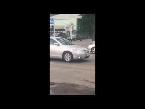 Голый Мужик в Новозыбкове и бездействия сотрудников ДПС