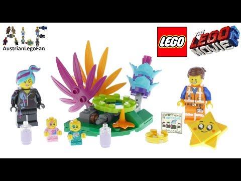 Vidéo LEGO The LEGO Movie 70847 : Bonjour les bébés paillettes !