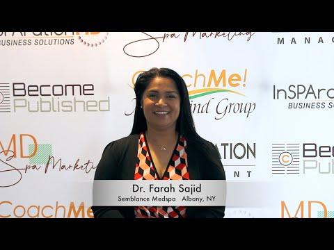 Dr. Farah Sajid - Semblance Medspa