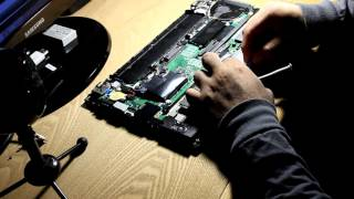 ThinkPad T440, T440s, T450, T450s - Backup Battery Replacement