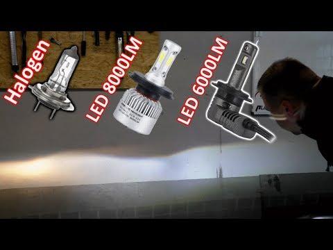 H7 LED Leuchtmittel Billig VS. Teuer darf man das