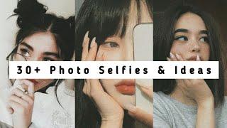 30+ Photo Selfies| Selfie Ideas | Selfie Poses | Instagram Photo Ideas |Aesthetic | Love Carlos