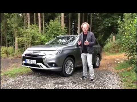 2019 - Mitsubishi Plug-in Hybrid Outlander