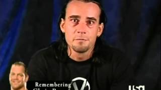 CM Punk Remembers Chris Benoit www bajaryoutube com