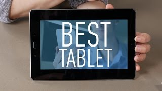 Best Tablets 2017: Top 5