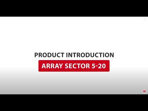 AS-5-20 Array Sector Antenna Introduction