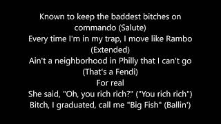 Meek Mill   Going Bad Feat. Drake (Official Lyrics)