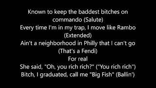 Meek Mill - Going Bad feat. Drake (Official Lyrics)
