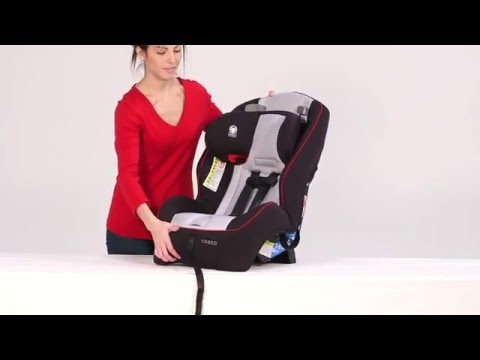Cosco Easy Elite 3-in-1 Convertible Car Seat Forward-facing with Vehicle Belt