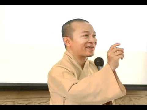 Kinh Kim Cang 1: Năng Lực Tuệ Giác (Ý Nghĩa Đề Kinh) (17/02/2009) Thích Nhật Từ