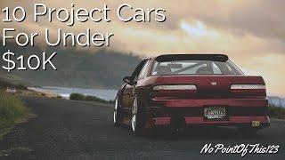 Drift Cars Under Videos