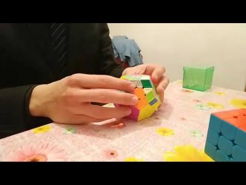 Кубик Рубика За 15 Секунд