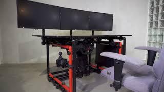 Variobox: столы и компьютерная мебель