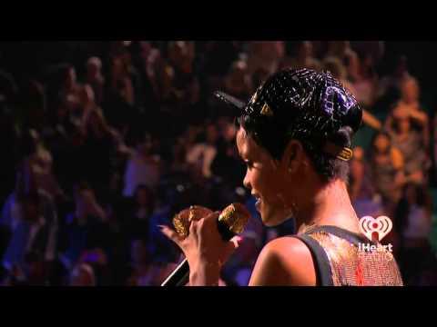 1080p] Rihanna Live at iHeartRadio Festival 2012 (Las Vegas) 21 09 2012 Full HD