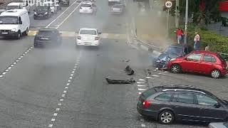 Сегодня в Сочи автомобиль протаранил группу людей. Есть погибший. Новотси Эфкате