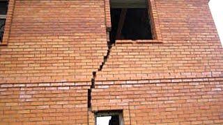 ⚡️Большие ошибки строительства фундамента под кирпичный дом..Продолжение на канале denvasTV