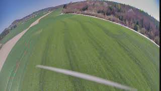 Dumas Brewster Buffalo fpv flight