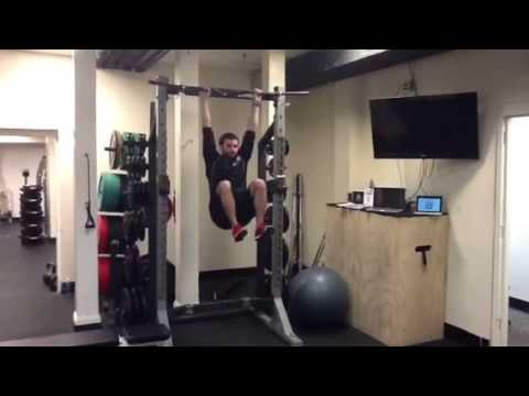 Hanging Hyperextension