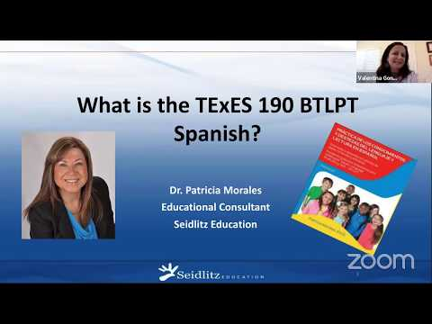 What is the TExES 190 BTLPT Spanish? - YouTube