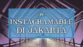 7 JPO Instagramable di Jakarta yang Cocok Dikunjungi untuk Liburan Akhir Pekan